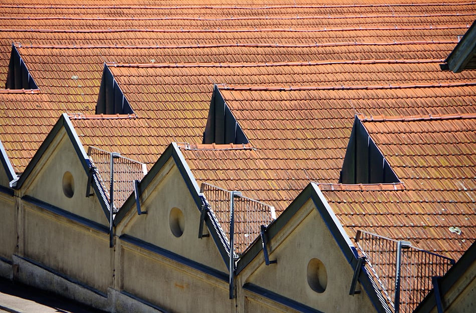 History of Sawtooth Roofs