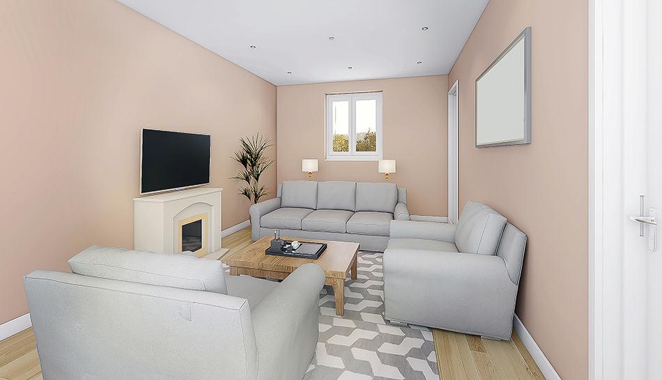 Narrow Living Room Layouts