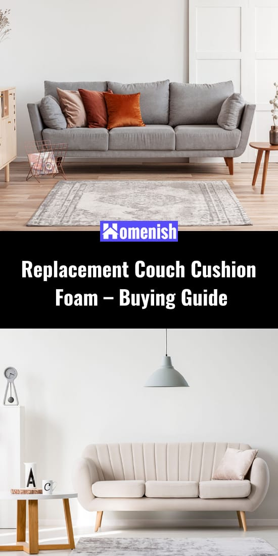 Replacement Couch Cushion Foam - Buying Guide