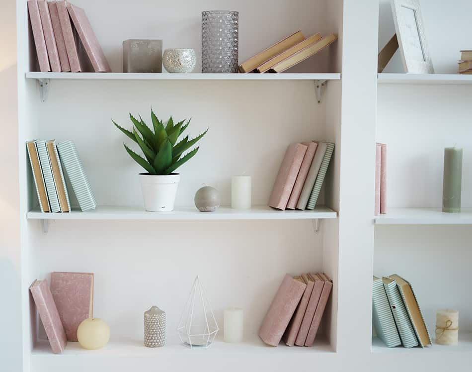 Show Off Your Favorite Books on Cool Shelves