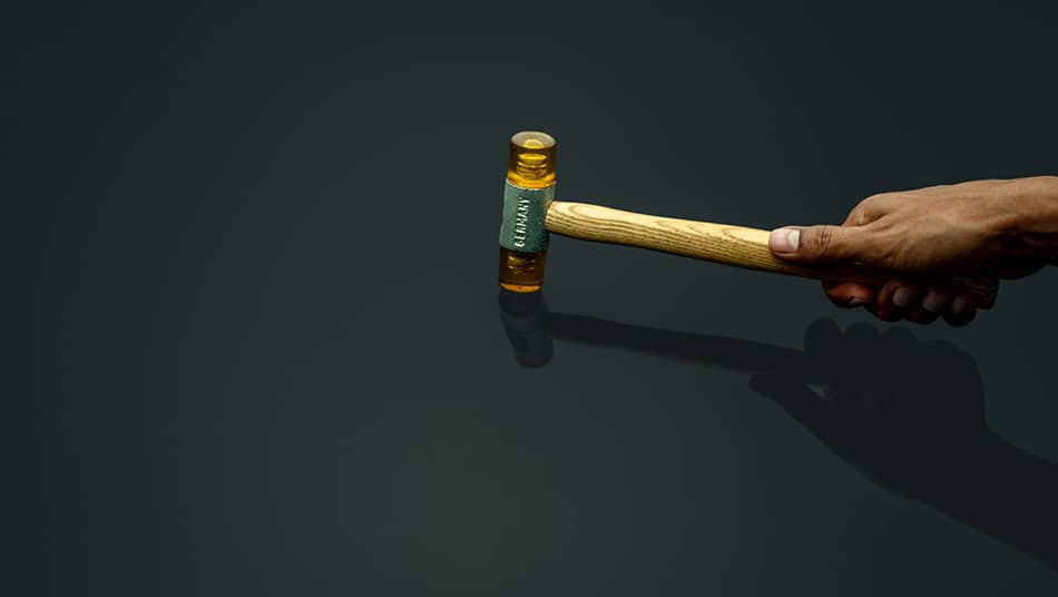 Soft-Faced hammer