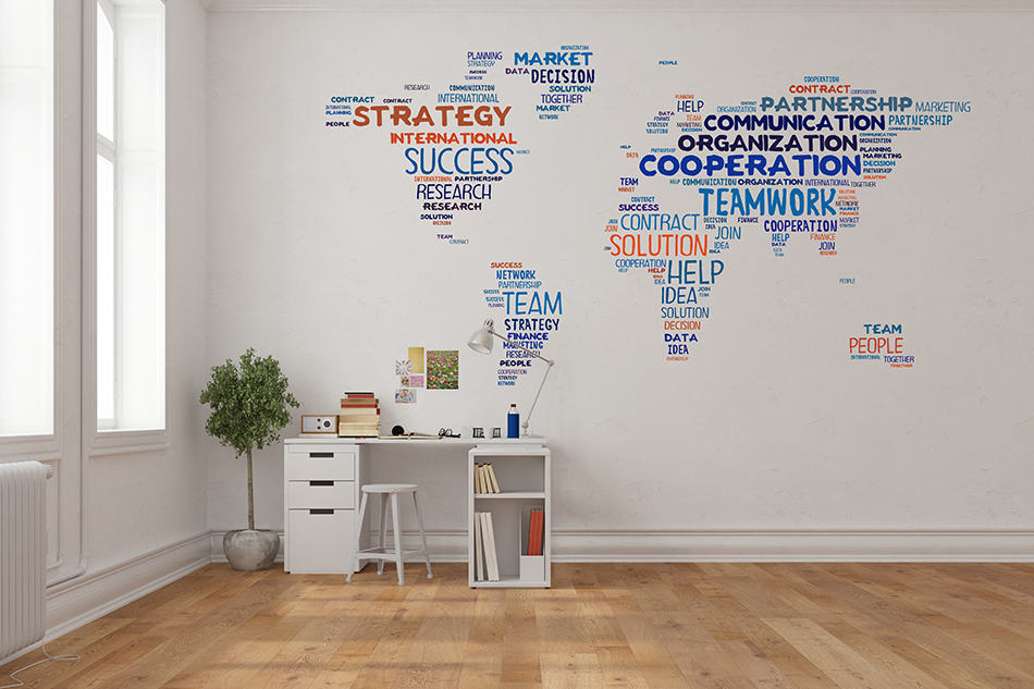 Stick Inspiring Quotes On Your Walls