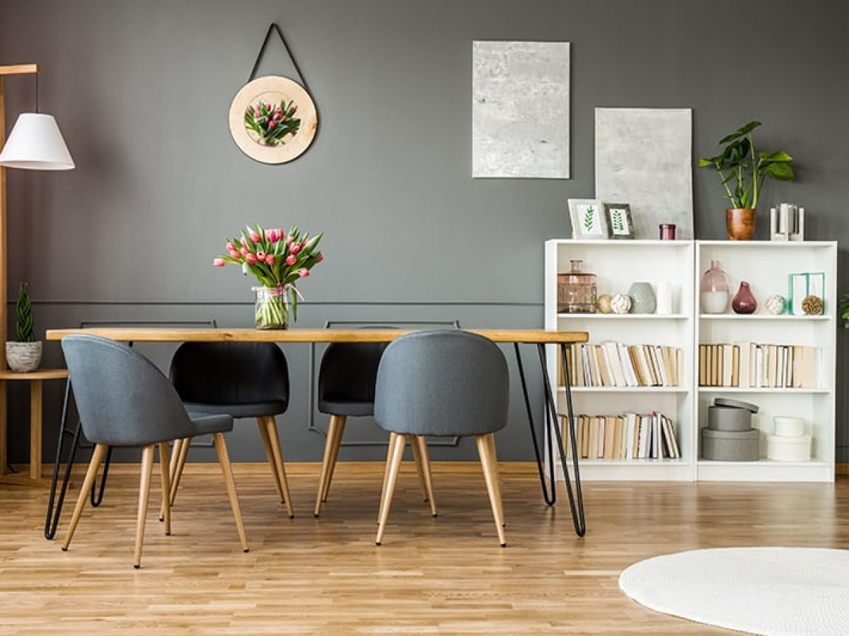 Visually Stunning Wall Decor For Dining Room Homenish
