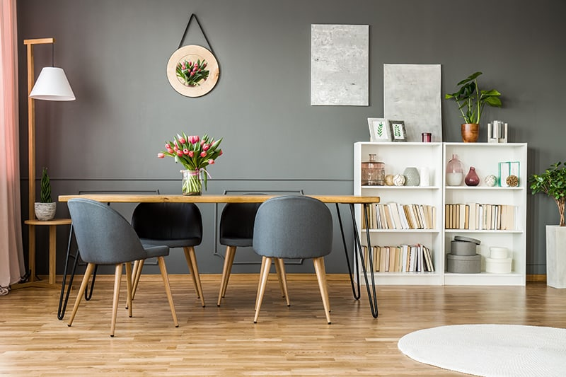 Visually Stunning Wall Decor For Dining Room Homenish