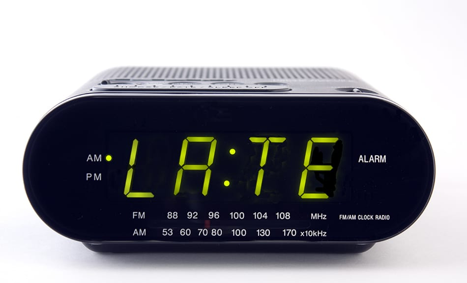 Electronic Word Clock