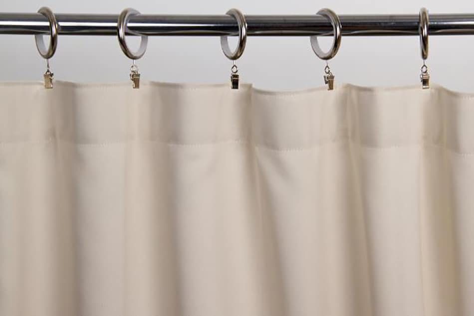 Pencil-pleated Curtains