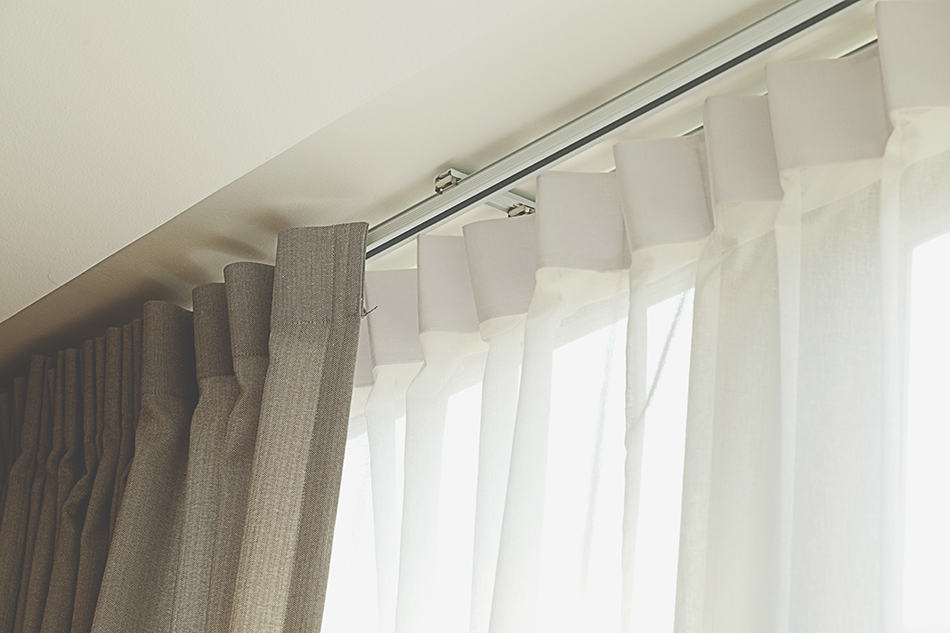 Ripplefold Curtains