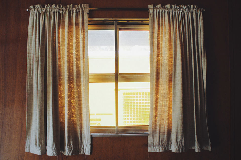 Rod-poket Curtains