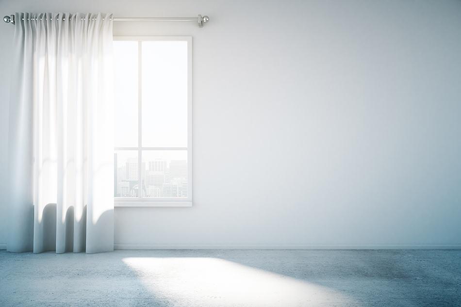 Single-panel Curtain