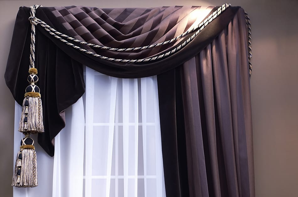 Window Scarf Curtains