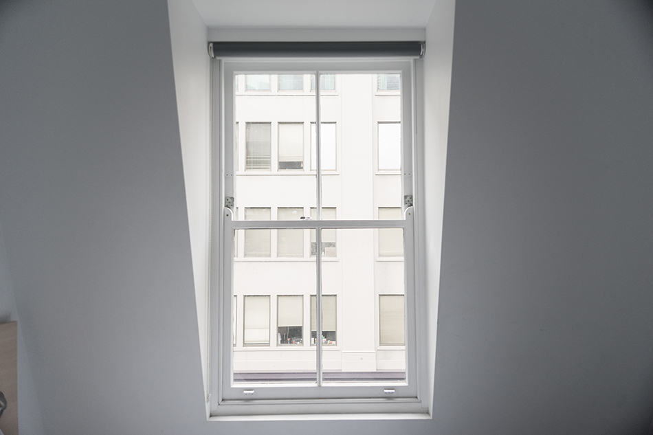 Double-hung Sash Window
