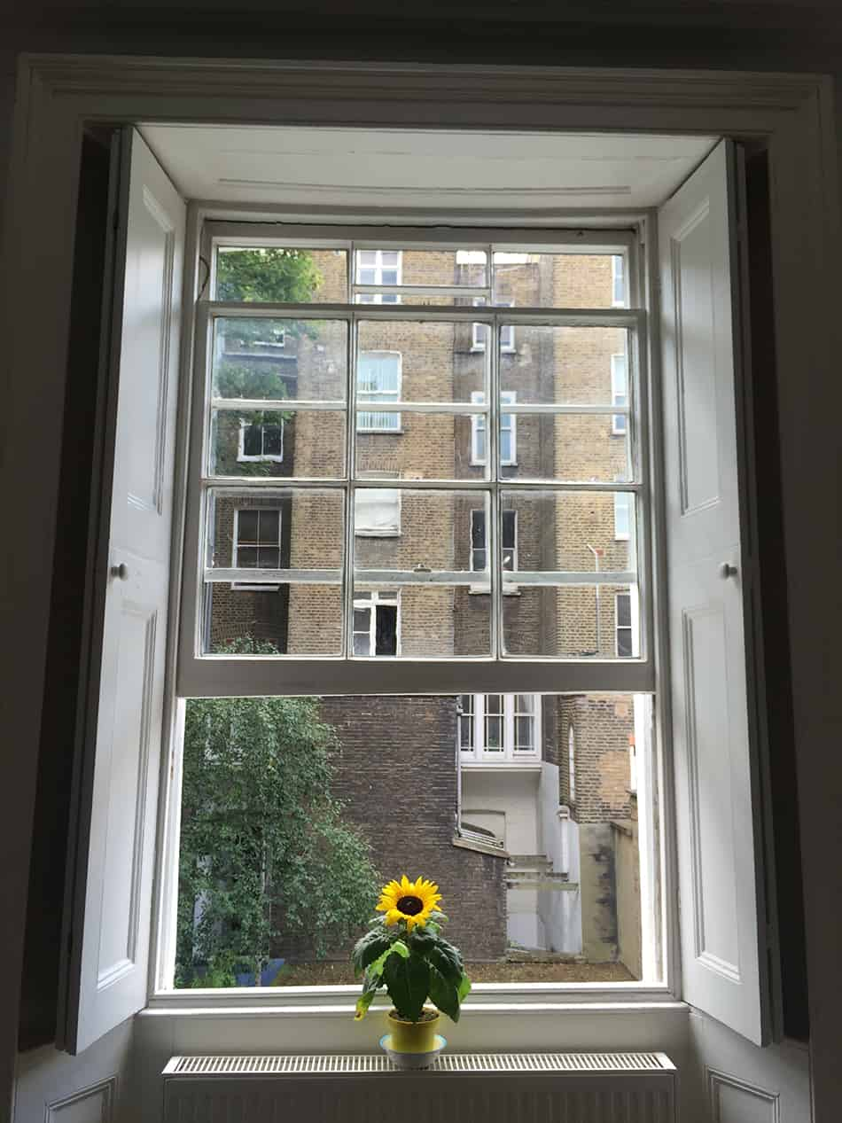 Single-hung Sash Window