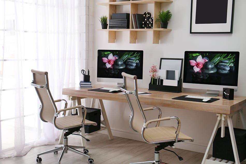 2-Person Desk Sizes