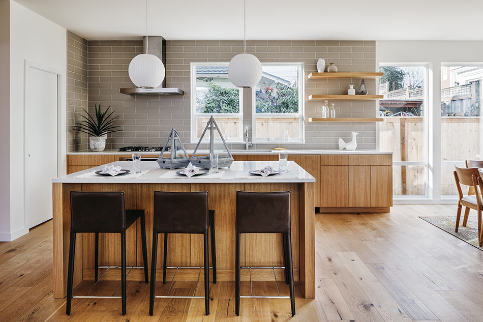 A Kitchen Island is a Must