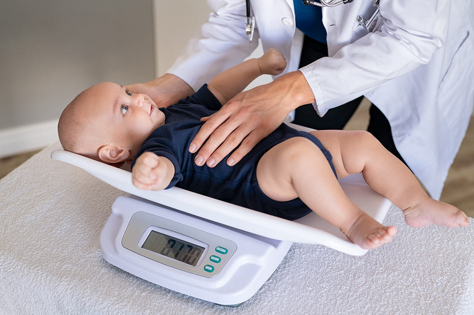 Baby and Toddler Scale