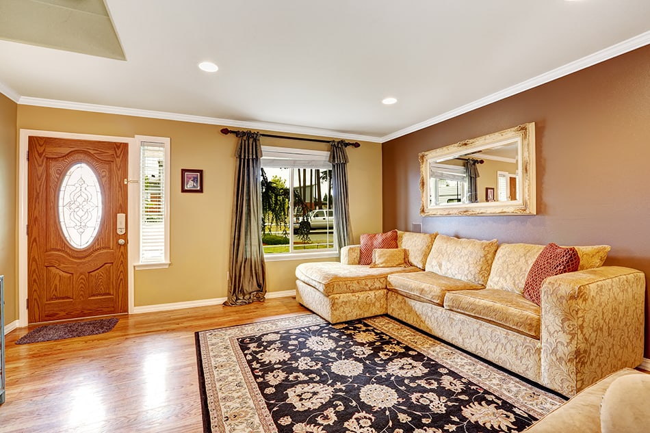 Decorate with Different Shades of Brown