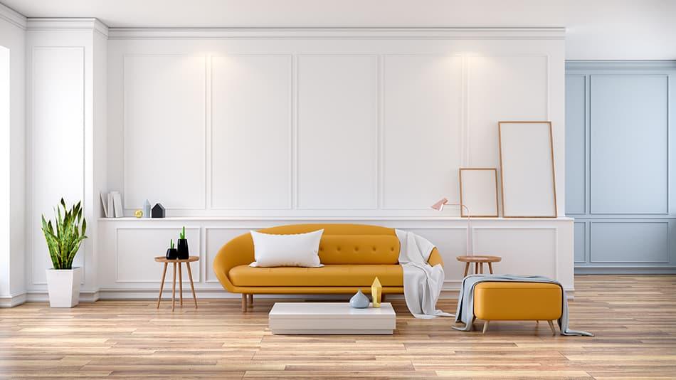 Fashionable Mid-Century Modern Style Room Ideas