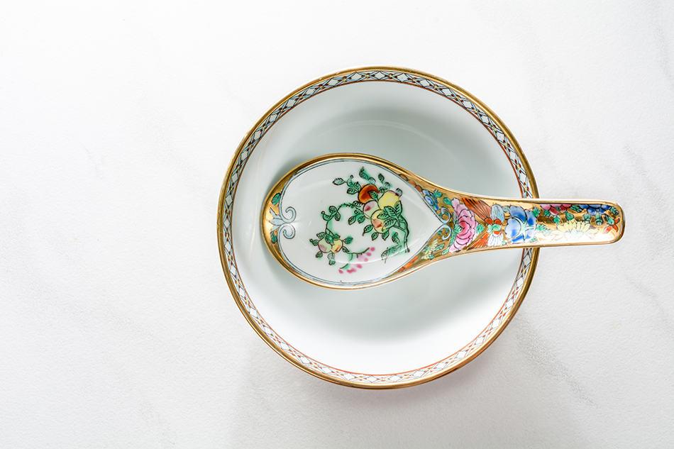 Fine China Bowls