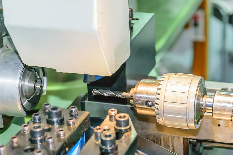 Horizontal Drill Press