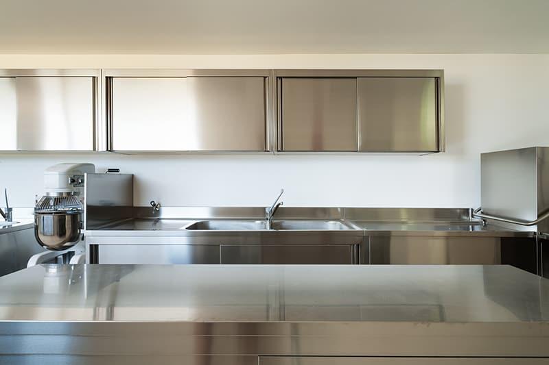 Metal Kitchen Cabinet