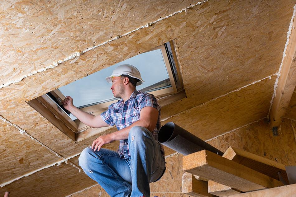 Plywood Ceilings