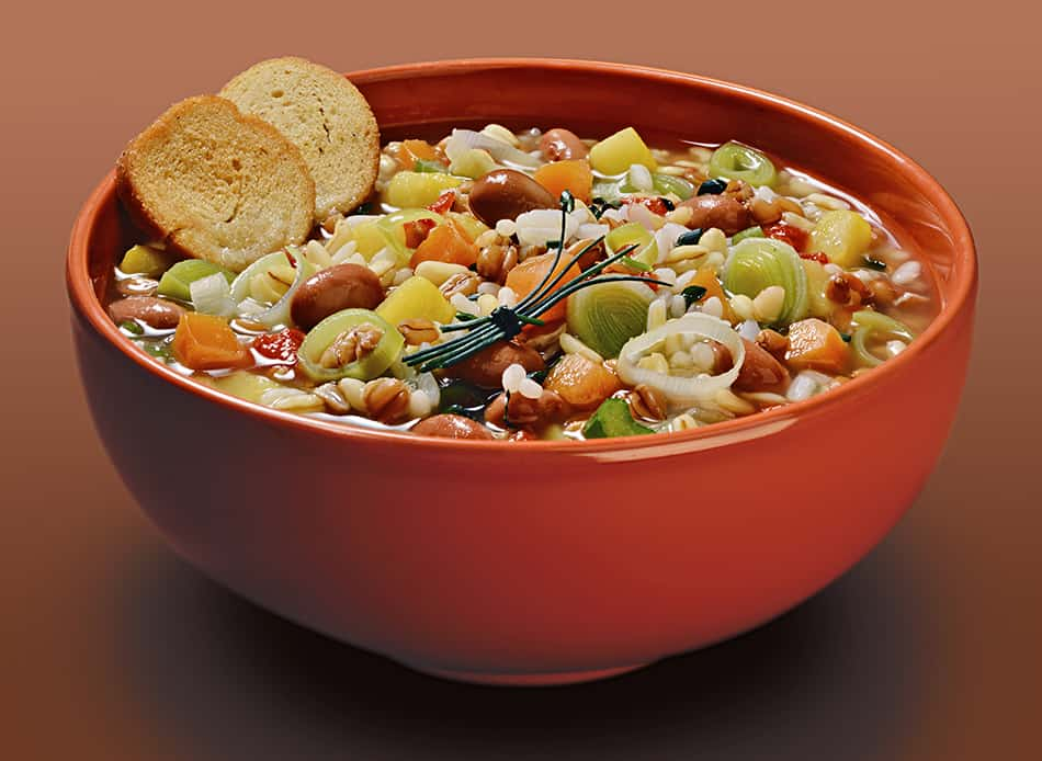 Soup-cereal bowl