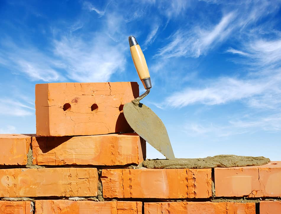 Types of Bricklaying Tools