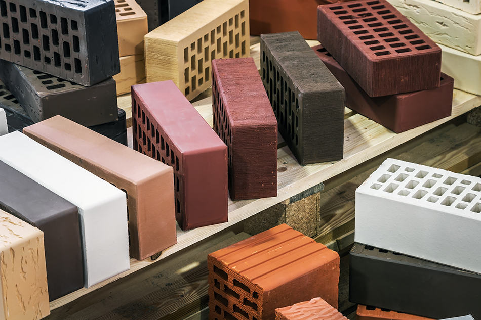 Different Types of Bricks and Their Sizes