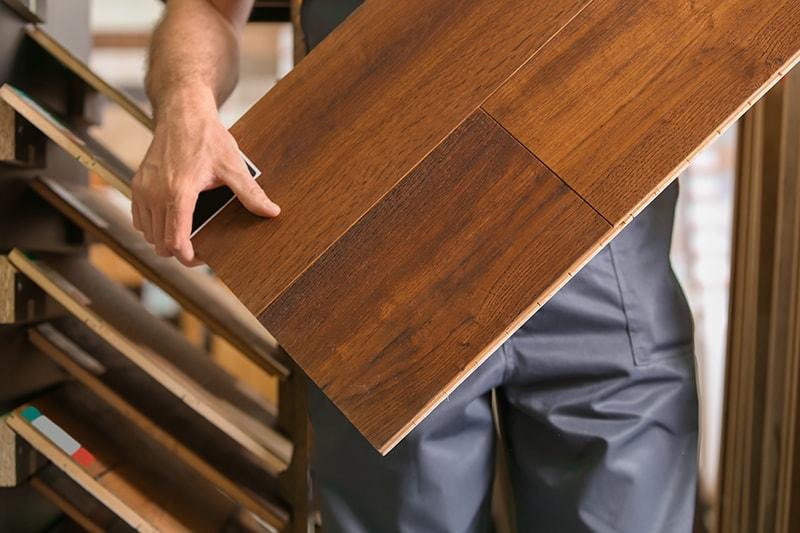 Laminate Kitchen Cabinet materials