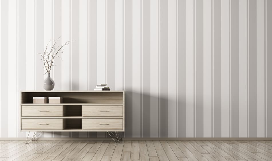 10 Striped Wallpaper Options to Create a Timeless Look