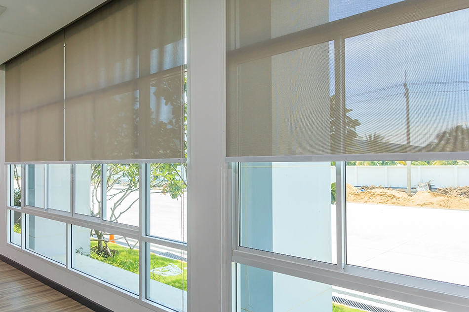Blinds Without Drilling Holes