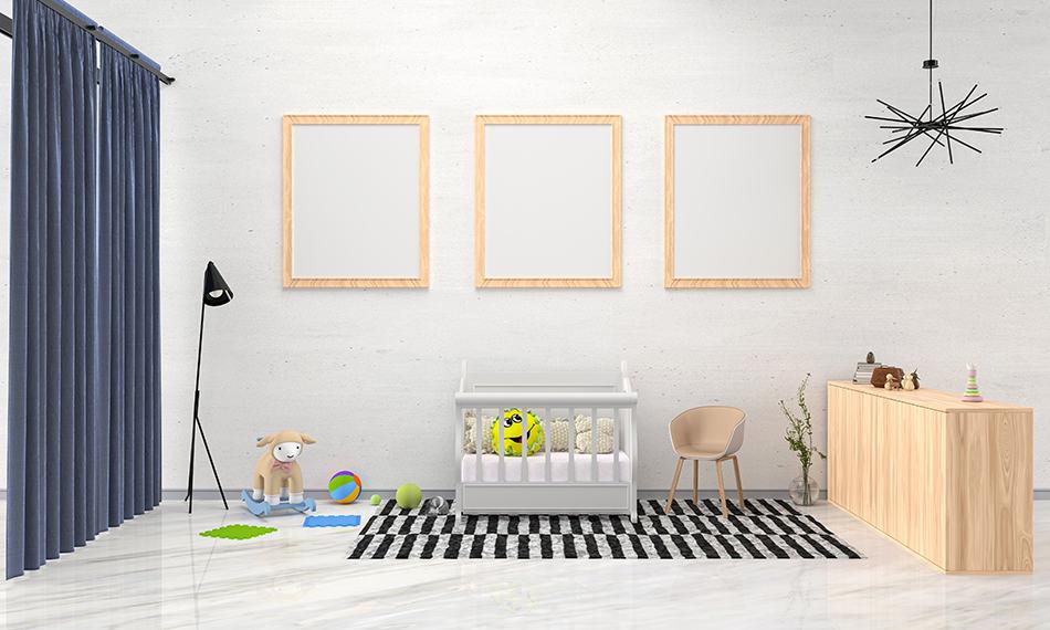 Choose Curtains For Nursery Room