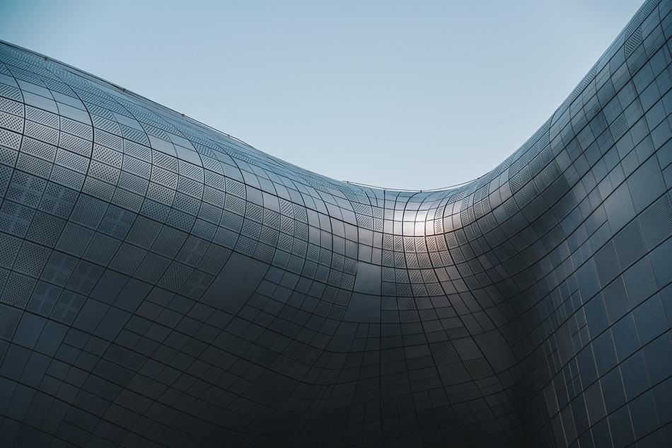 Elliptical and Freeform Curved Panels