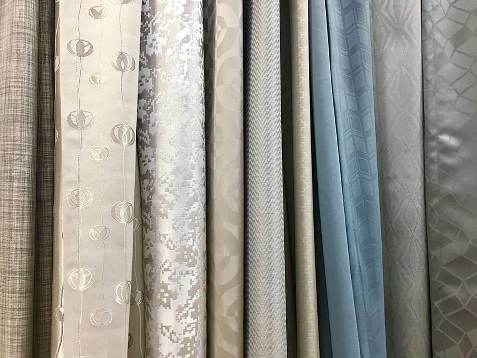Fabrics for Bedroom Curtains