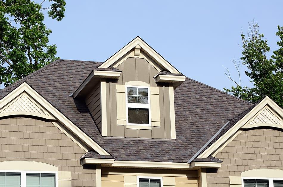 Gable Roof Dormer