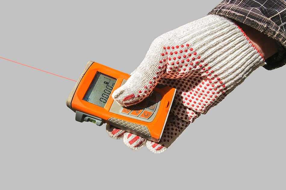 Laser Distance Measure Tool