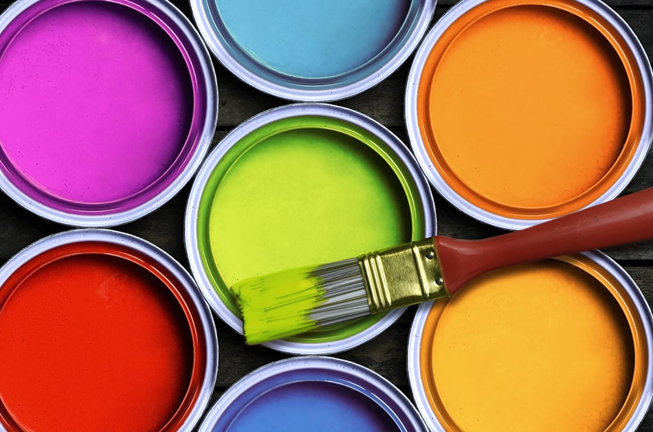 15 Different Types of Paints For Interior and Exterior Uses
