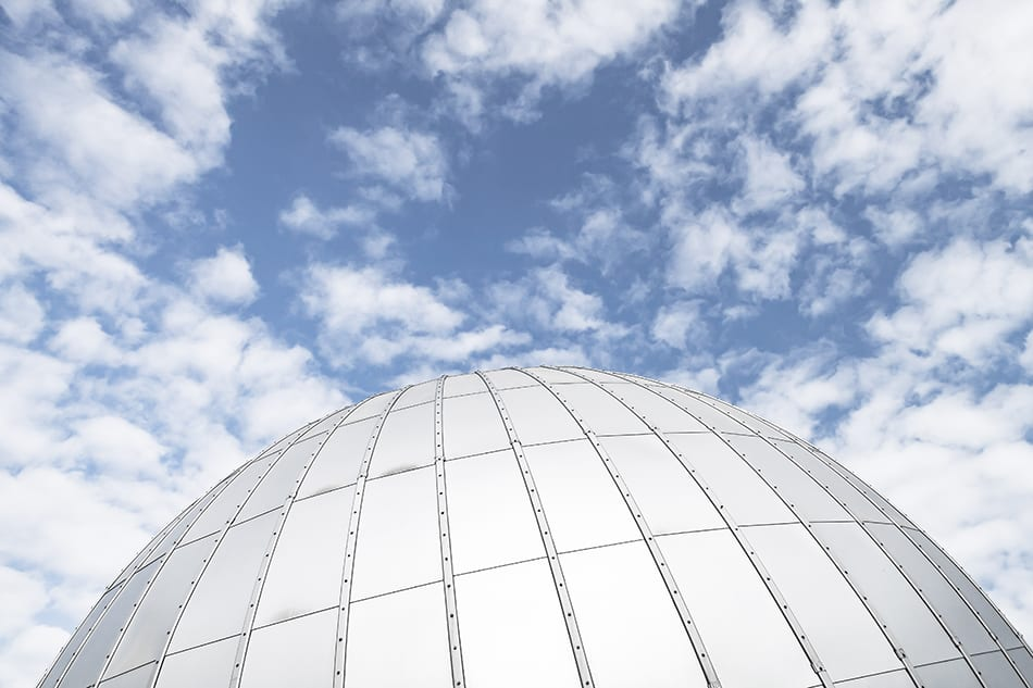 What is a Dome Roof