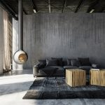Industrial Living Room Ideas