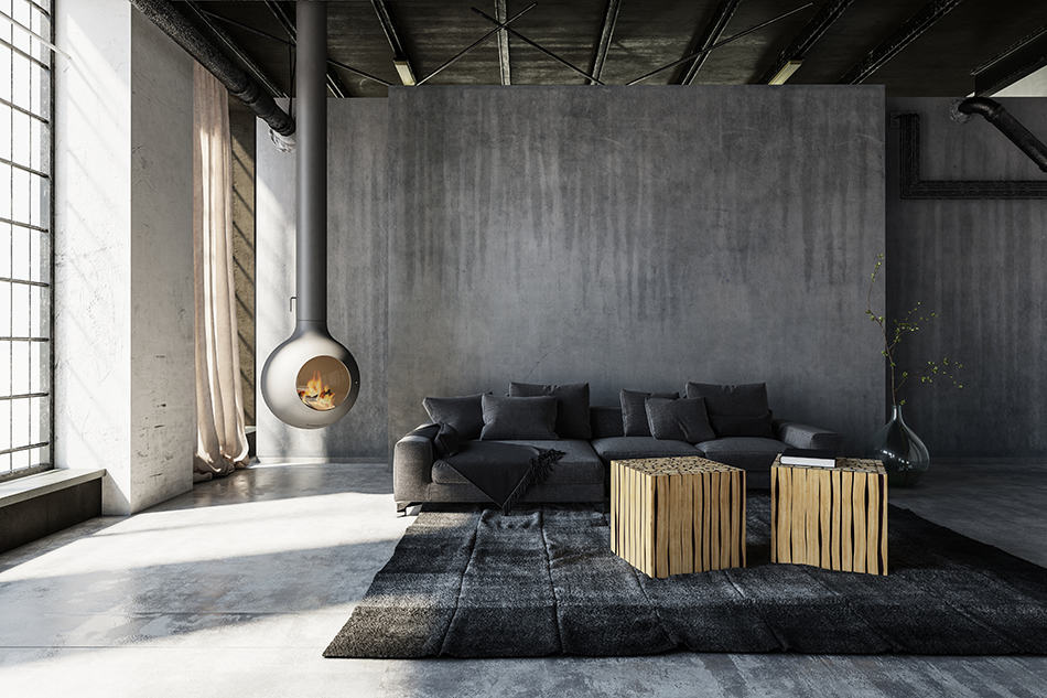 11 Effortless Industrial Living Room Ideas for a Vintage Look