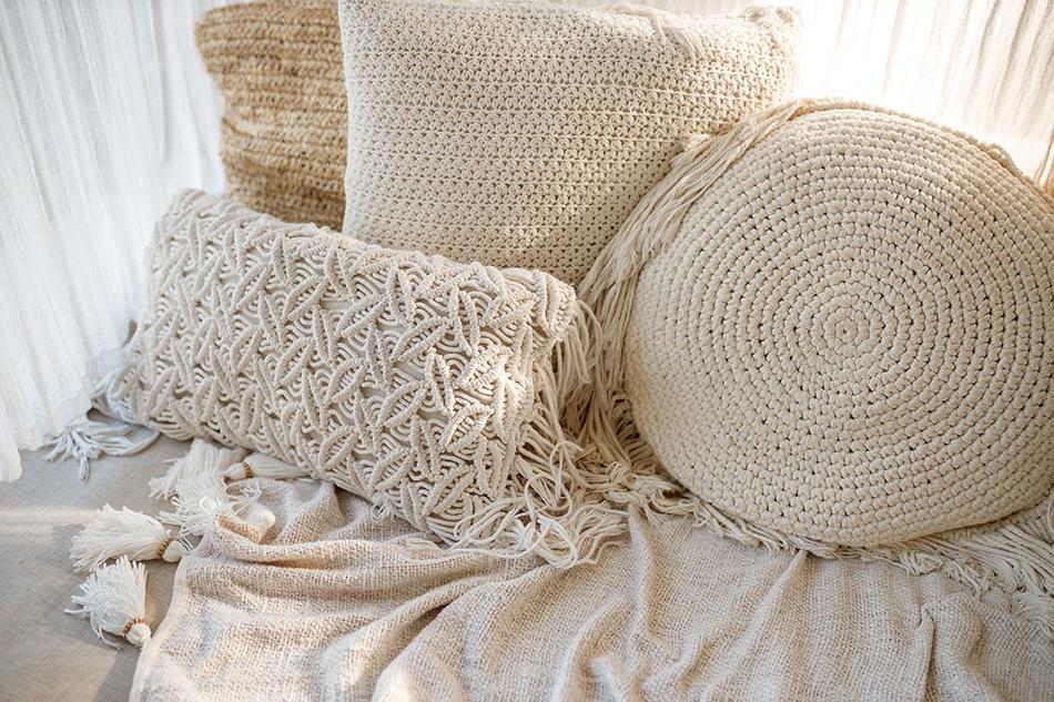 Best Boho Throw Pillows