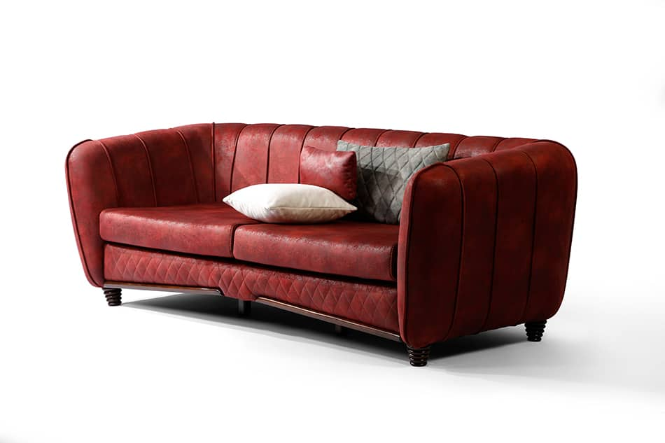Best Colors for a Leather Sofa