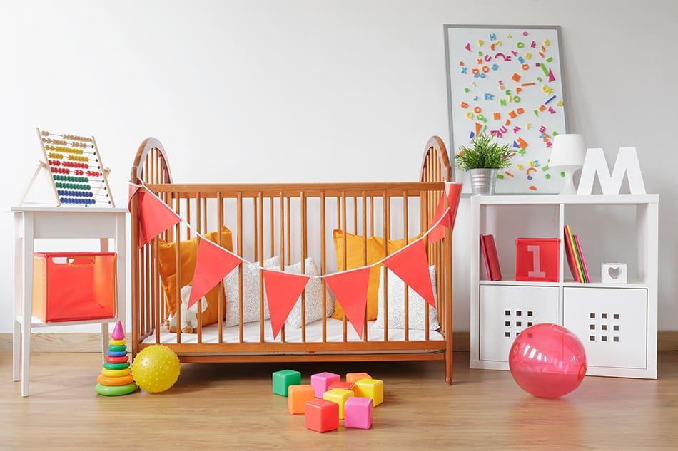 Country Crib Bedding