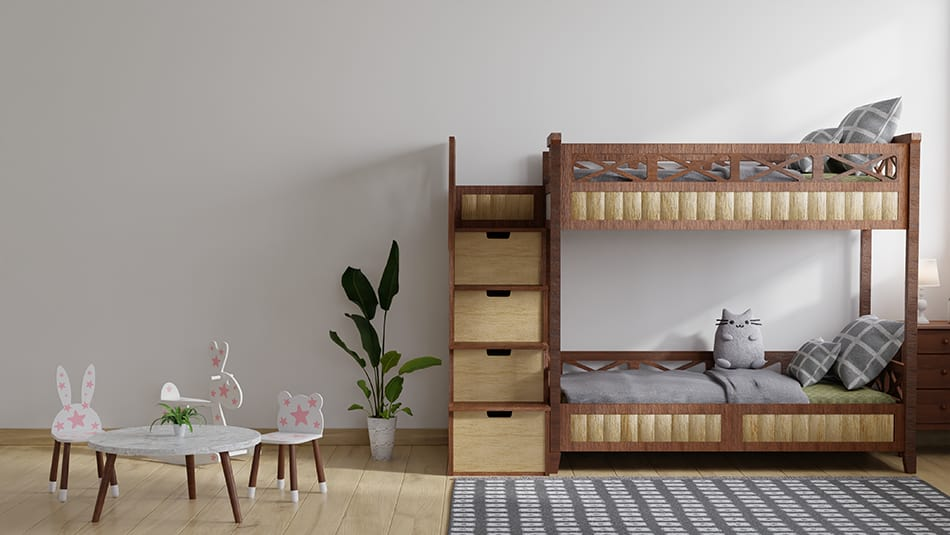 12 DIY Bunk Bed Projects You Can Really Make