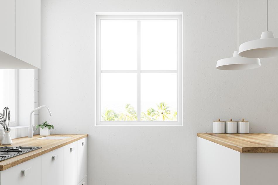 Dress a Kitchen Window