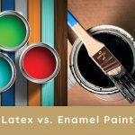 Enamel vs. Latex Paint