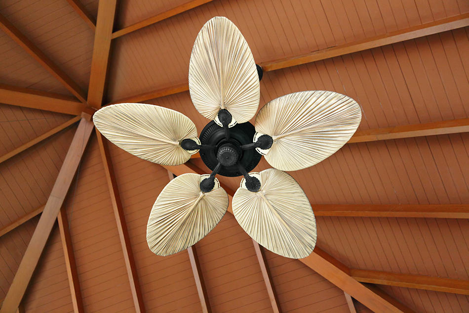 How to Paint Fan Blades