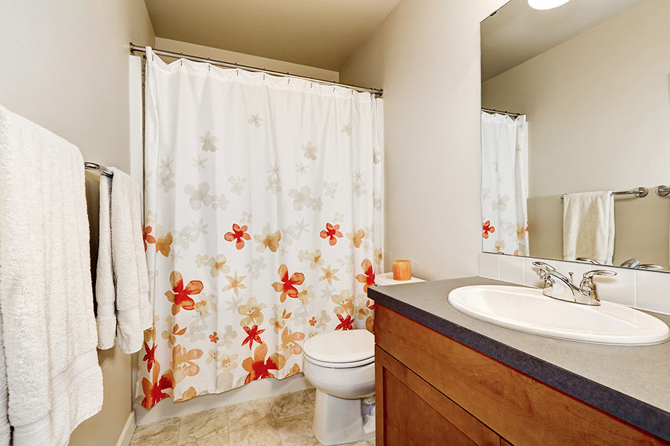 Shower Curtain Heights