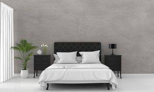 What Color Bedding Goes With Black Furniture?