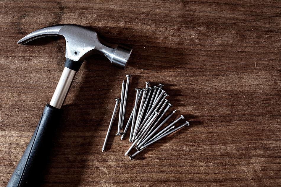 Parts of a Hammer (Inc. Diagram)